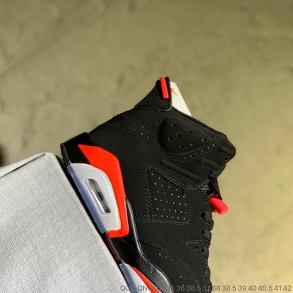 Nike Air Jordan 6 Retro Infrared 219